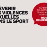 Prévenir les violences sexuelles dans le sport : tous concernés !