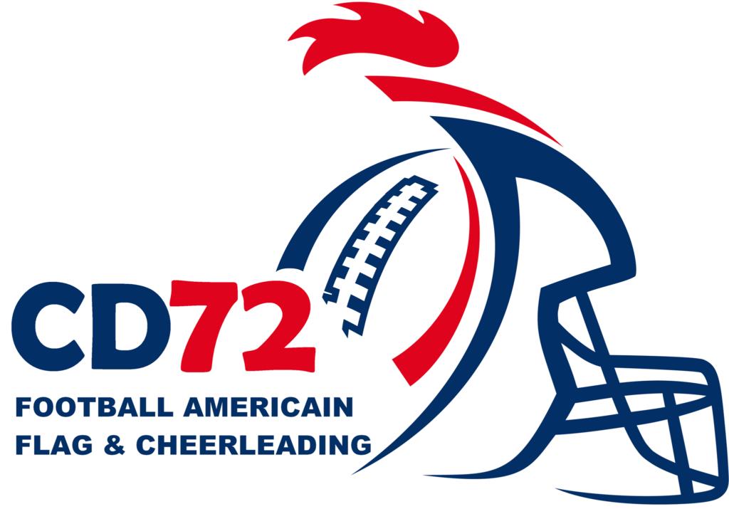 Logo CD Foot US 72